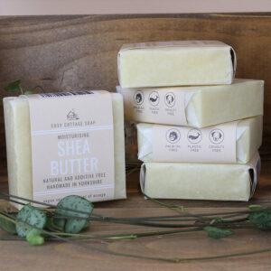 Shea Butter Facial Soap